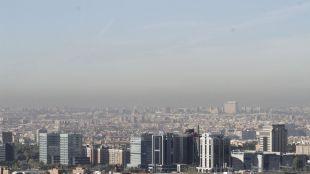 La Comunidad y Aemet impulsarán una investigación sobre la calidad del aire