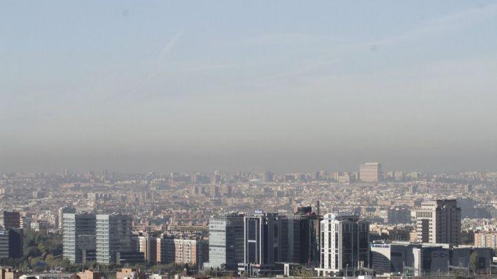 Mejorar la calidad del aire: la prioridad del proyecto de investigación entre la Comunidad y Aemet