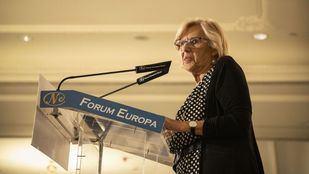 Carmena abre la puerta a ser Defensora del Pueblo tras las elecciones generales: