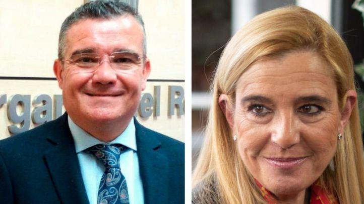 Guillermo Hita y Mariola Vargas