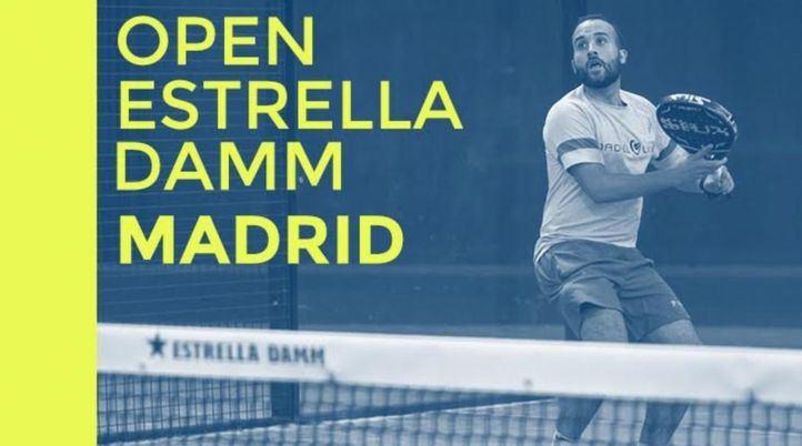 Se acerca el próximo Open Estrella Damm de Madrid