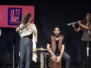 Presentación de JazzMadrid 2019.