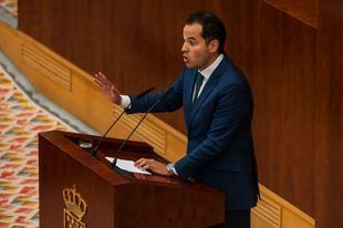 Aguado promoverá como primera ley de la Vicepresidencia la referida a la eliminación de los aforamientos