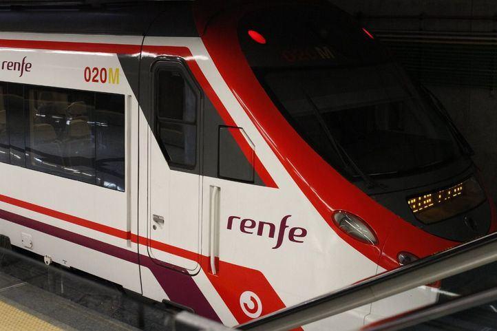 Renfe pone en servicio la estación de Cercanías de San José de Valderas tras finalizar las obras de mejora
