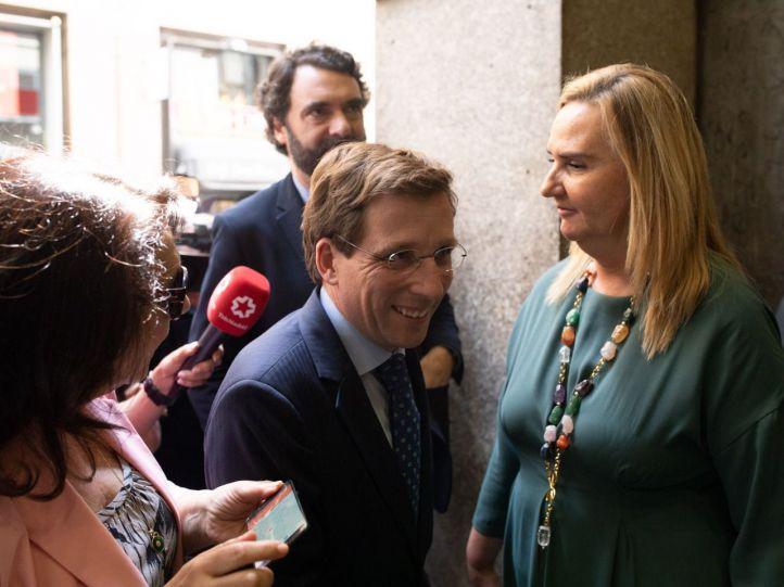El PP encuentra acomodo en Calle 30 a Rosalía Gonzalo