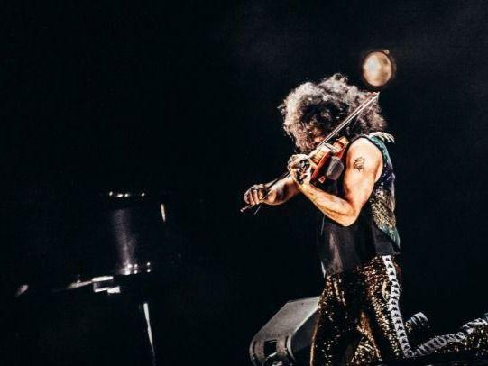 'Ara Malikian, una vida entre las cuerdas': todo lo que quería saber del genial violinista