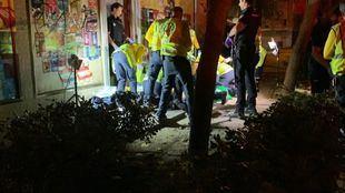 Apuñalamiento mortal a un hombre en Vicálvaro