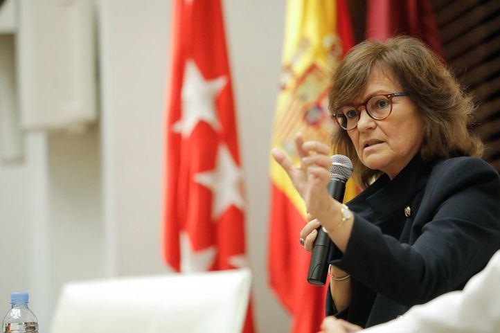 Carmen Calvo ha anunciado la aprobación del traspaso de las entregas a cuenta