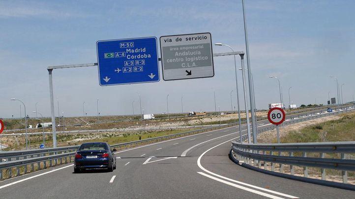Autopista M-50.