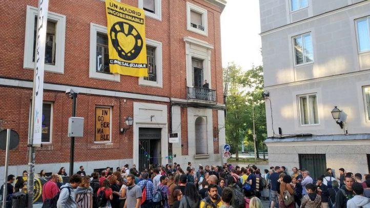La Ingobernable escribe a la Unesco para alertar de la crisis
