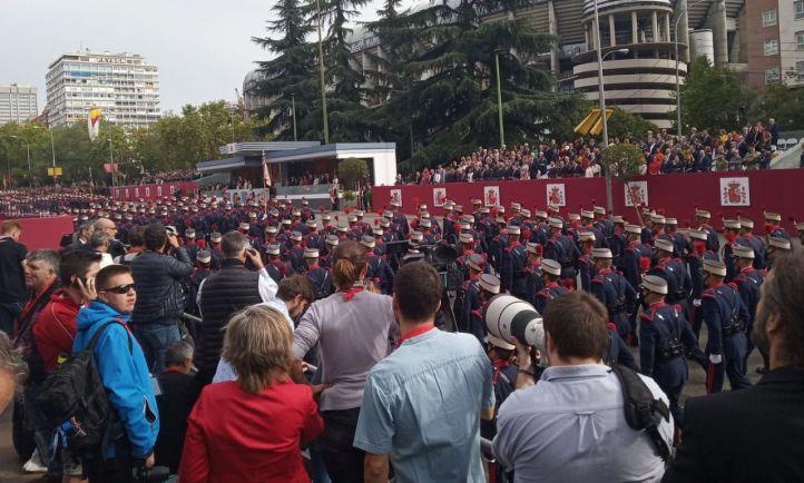 Desfile del 12 de octubre: horario, cambios en el tráfico y organización