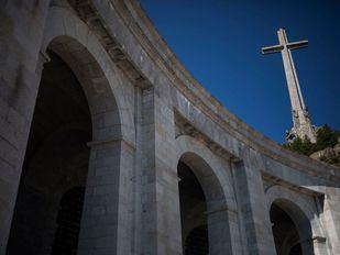 Otro incidente en el Valle de los Caídos: la Guardia Civil impide la entrada de un grupo de personas