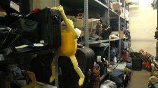 Casi 5.000 objetos perdidos registrados desde septiembre