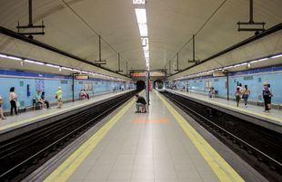 Metro retiró amianto de las estaciones de Herrera Oria y Oporto en 2009