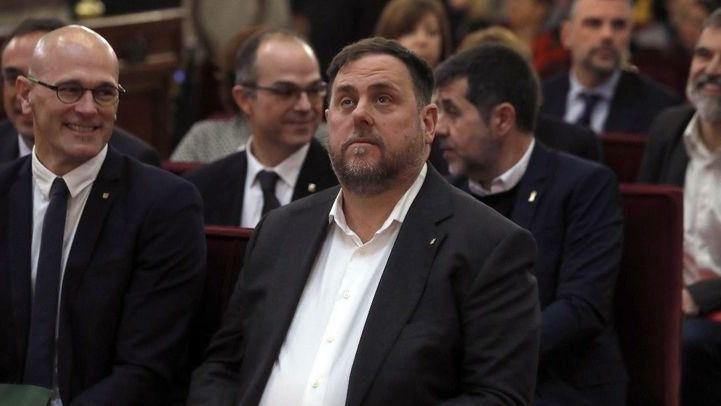 Sentencia oficial del 'procés': 13 años para Junqueras, la pena máxima