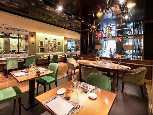 Isaac Fernández revoluciona el restaurante Sandó