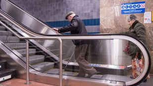 Estación de Metro de Begoña.