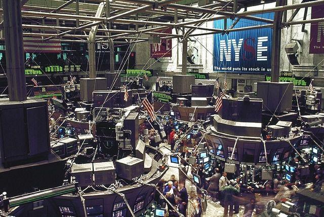 ¿Mercado de acciones en alza?