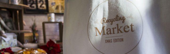 Una apuesta segura para regalar objetos reciclados