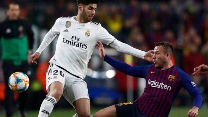 Se baraja retrasar el Clásico en Barcelona a diciembre por los incidentes en Cataluña