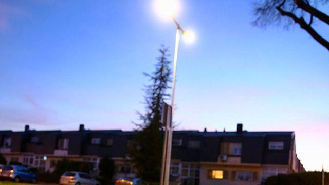 Aprobada la instalación de 4.700 nuevas luminarias en Las Rozas