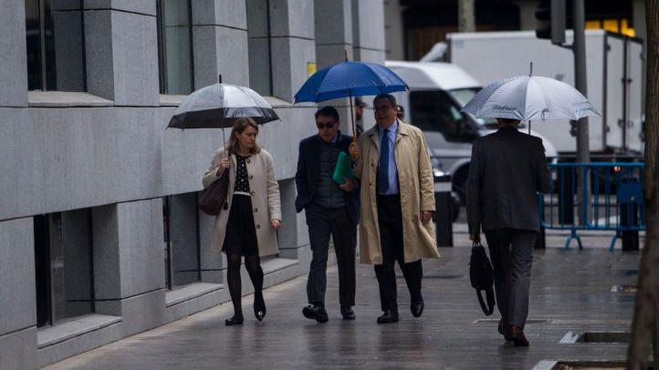 Ignacio González vuelve a la Audiencia Nacional para declarar por la 'caja B' del PP