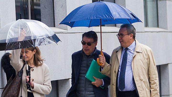 Ignacio González llega a la Audiencia Nacional