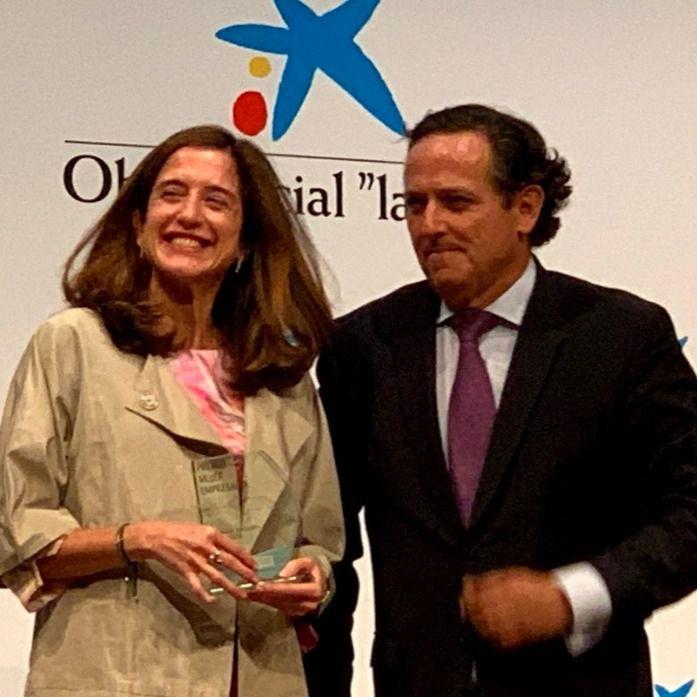 Premio Empresaria del Año de ASEME para Inés Juste, presidenta de Grupo Juste