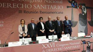 XXVI Congreso Nacional de Derecho Sanitario y III Reunión Iberoamericana sobre el área.