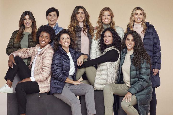 El Corte Inglés selecciona, por sus historias, a las empleadas protagonistas de su campaña Woman