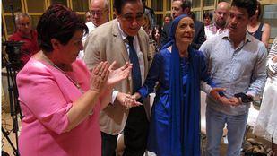La bailarina cubana Alicia Alonso.
