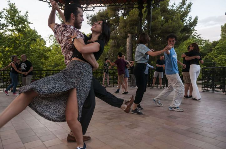 El swing invade la capital