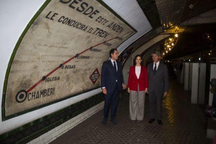 Centenario de Metro de Madrid: