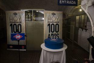 Centenario de Metro de Madrid: 'Metro ha crecido con la ciudad y ha hecho crecer la ciudad'