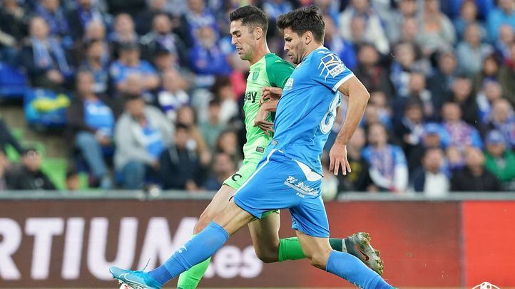 Getafe 2-0 Leganés