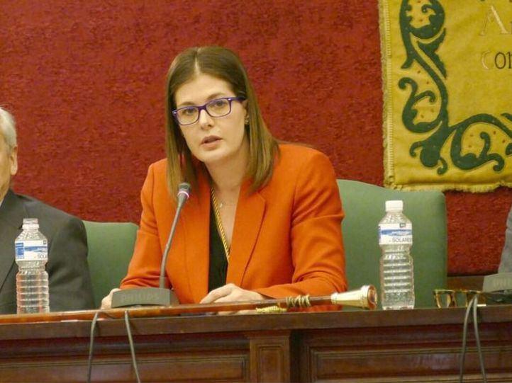 Noelia Posse se enfrenta este lunes a la petición de reprobación
