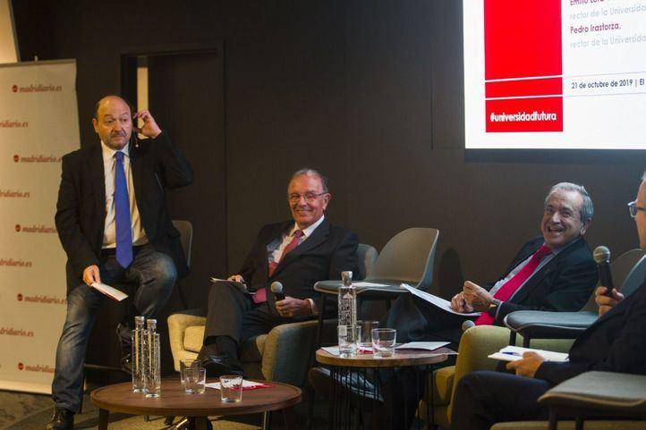 José Domínguez de Posada, rector de la UAX: 'La Administración debería facilitar la investigación a las universidades privadas'