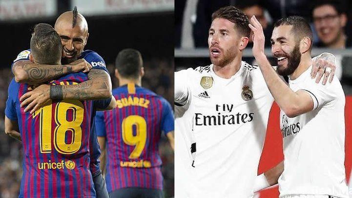Este lunes se conocerá la fecha definitiva del Clásico Barça-Real Madrid