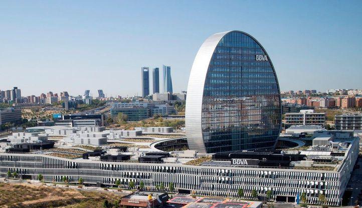 BBVA en Madrid recorta su emisión de CO2 en 660 toneladas desde 2015