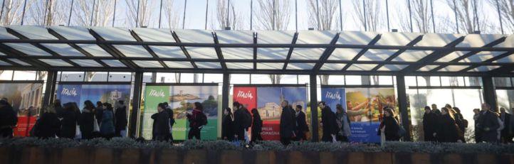 Ifema crea el primer recinto ferial 5G de España
