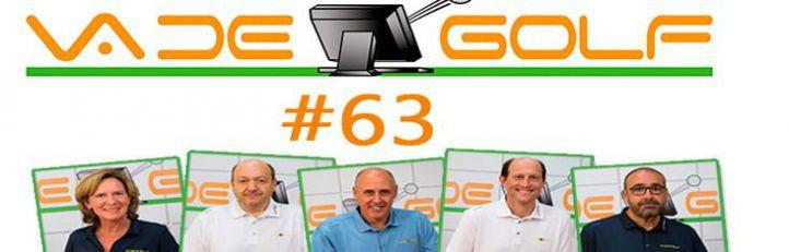 El golf hickory, la solidaridad de la Fundación Andrés Olivares y el Daikin Madrid Open