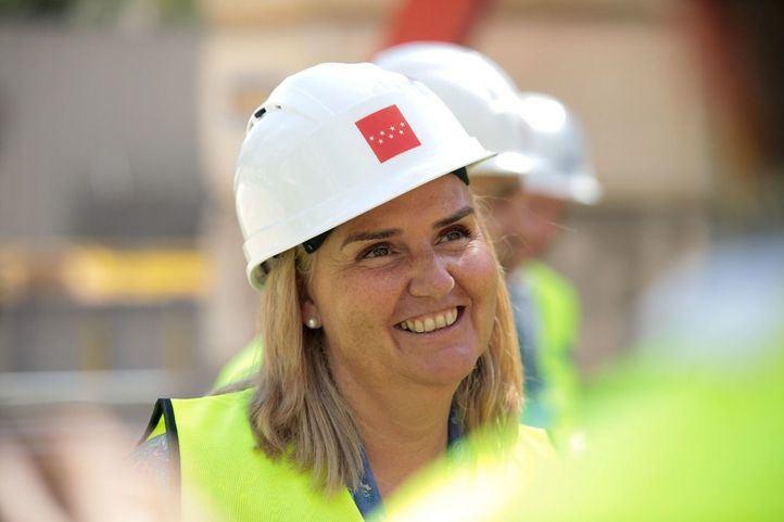 Rosalía Gonzalo, exconsejera de Transportes y nueva consejera delegada de Calle 30.
