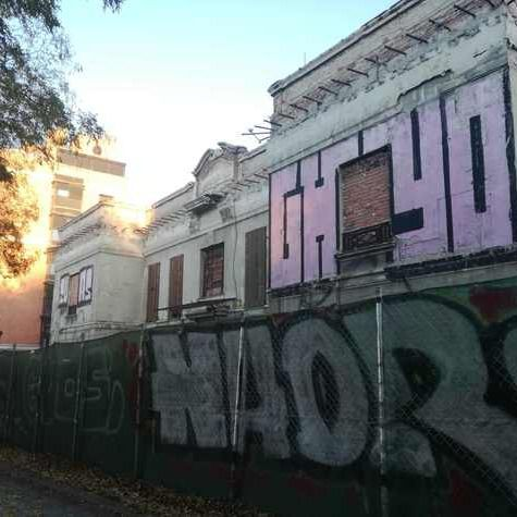 Palacete de la Fundación Goicoechea Isusi, situado en el número 159 de la calle General Ricardos.