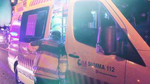 Un accidente de tráfico en la A-2 deja cuatro heridos. Uno de ellos ha sufrido la semiamputación de un brazo.