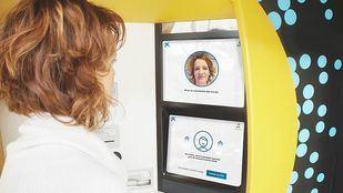 Reconocimento facial de CaixaBank