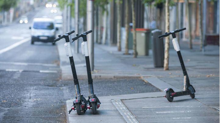 Madrid retirará el permiso a los patinetes si siguen incumpliendo la normativa