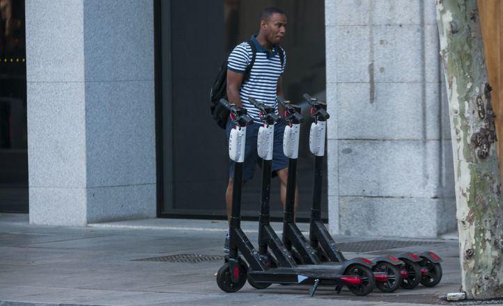 El Ayuntamiento retirará los permisos a los patinetes eléctricos si siguen incumpliendo la normativa