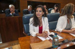 Rocío Monasterio apunta que Ciudadanos podría querer la imputación de Isabel Díaz Ayuso para hacer a Aguado presidente de la Comunidad