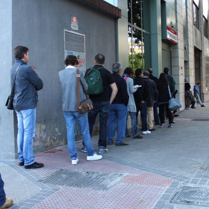 Desciende el paro: 10.500 desempleados menos en el tercer trimestre