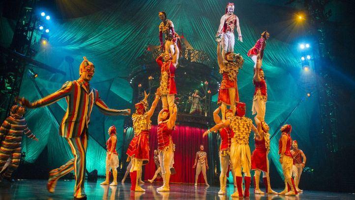 Cirque du Soleil regresa a la capital con Kooza. Una cita imprescindible con la originalidad, la poesía visual y la sensibilidad circense.